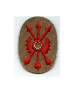 Reproduction WW2 Italian Red Arrows Group Patch