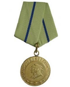 RSM7.Reproduction Defence of SEVASTOPOL medal type 1