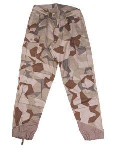 Sweden M90 Desert Camouflage Pants
