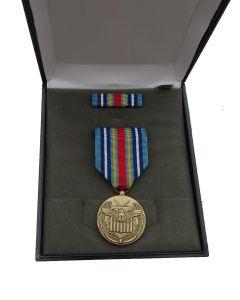 Medal Presentation Set: Global War on Terrorism Service